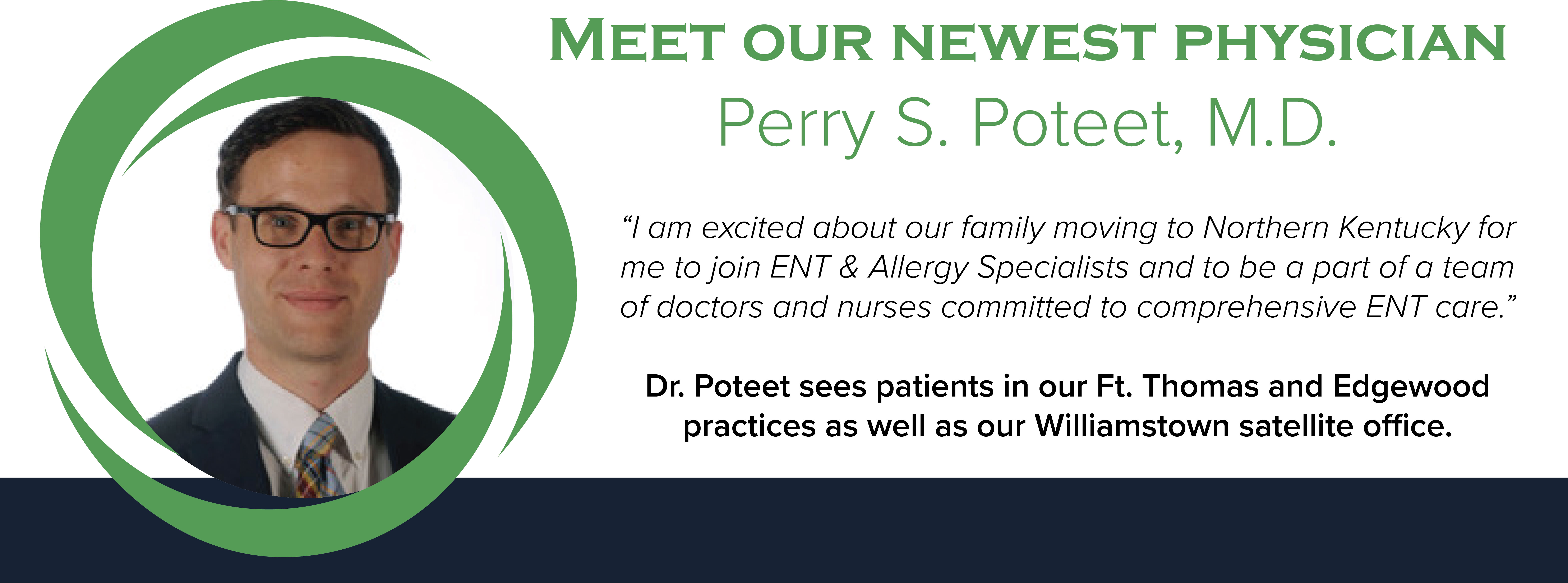 Dr. Perry S. Poteet ENT Kentucky